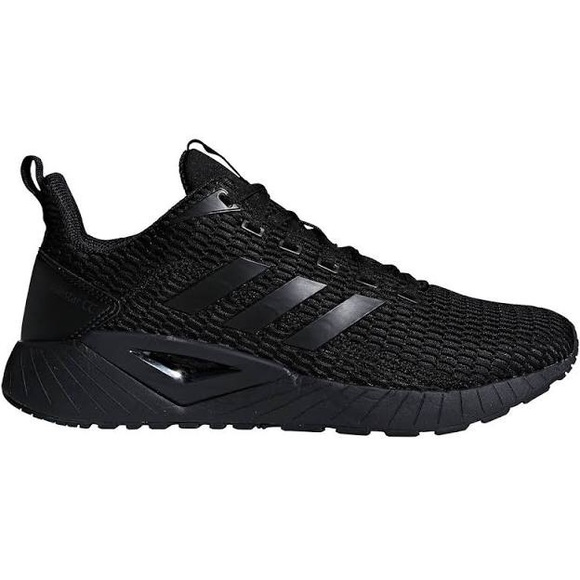 adidas • Questar CC All Black Running Sneakers 23a15ac7e